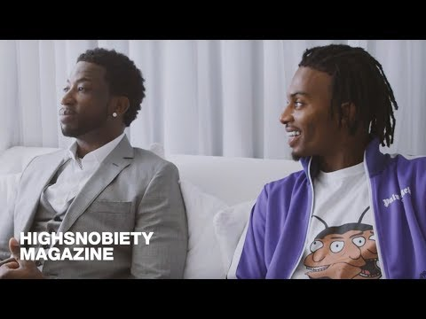 Here's What Happened When Gucci Mane Met Playboi Carti