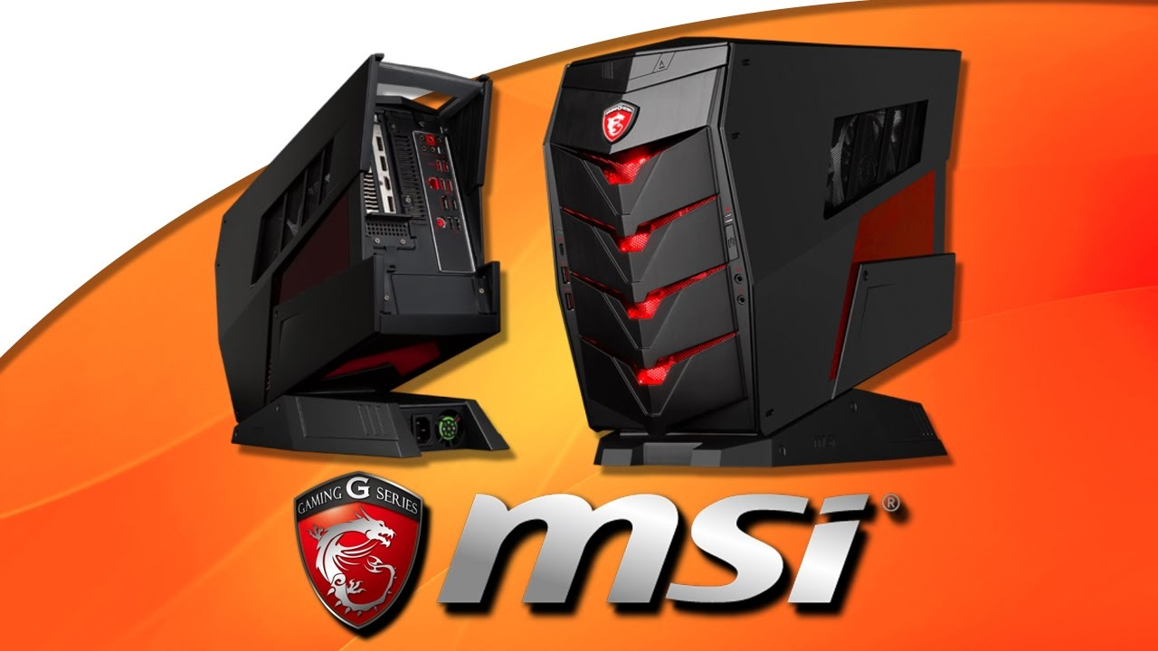 de ultieme game pc msi aegis youtube. Black Bedroom Furniture Sets. Home Design Ideas