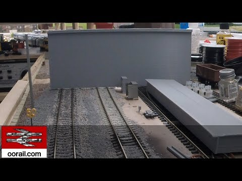 oorail.com | Model Railway 3D Printing Project Update – September 1st 2018