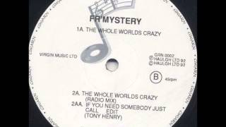 FR' Mystery - If You Need Somebody Just Call