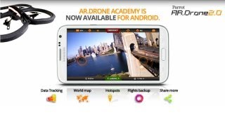 AR.Drone Academy for Android