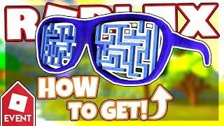 [EVENT] How to get the MAZE GLASSES | Roblox The Labyrinth