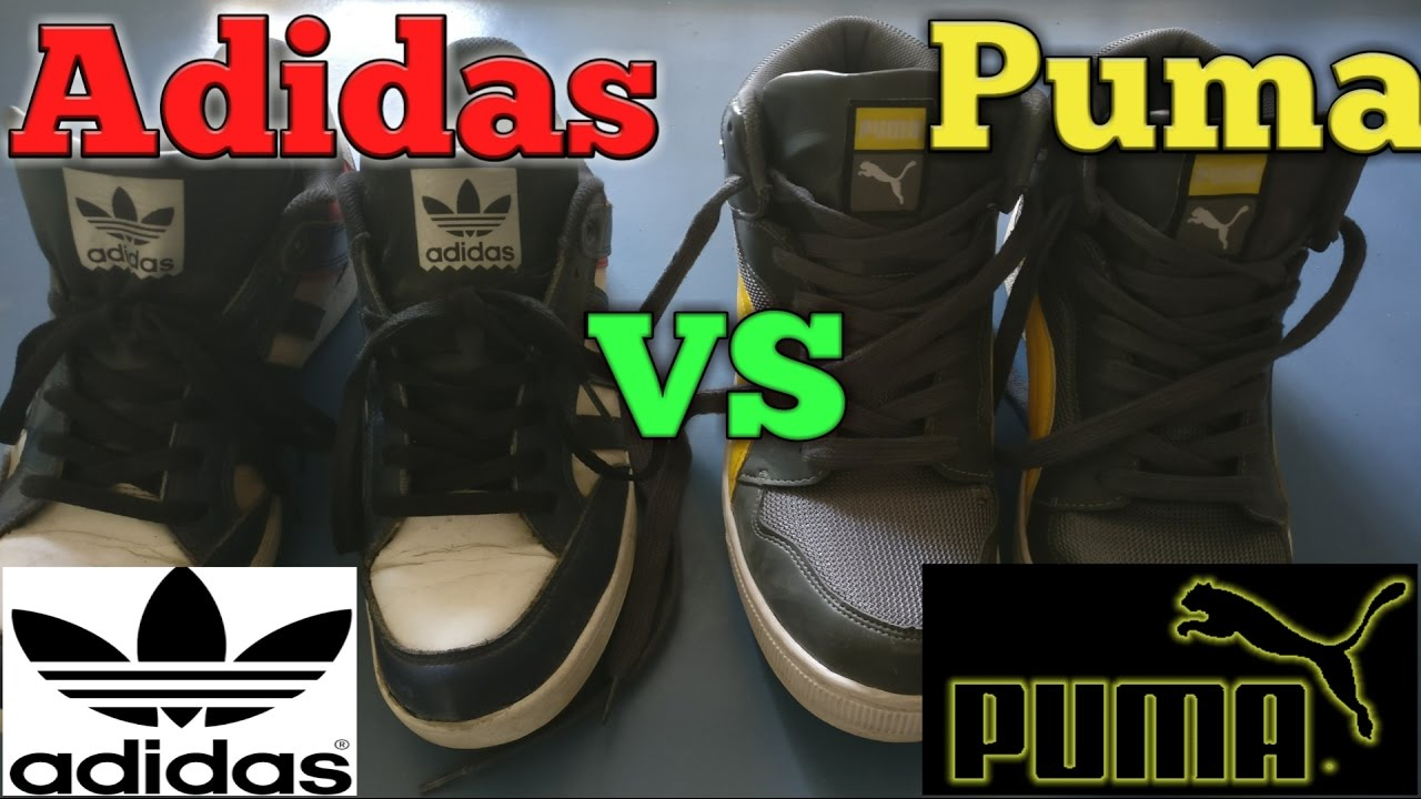 Best shoes for mens ( Adidas vs Puma ) - YouTube 03b75f657