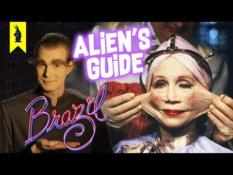 Alien's Guide to BRAZIL