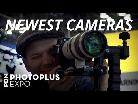 Newest Cameras | Photo Plus Expo 2018