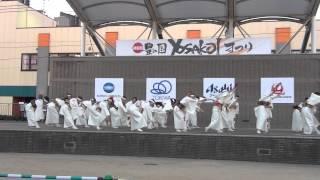 女子衆~豊の国YOSAKOIまつり2014.