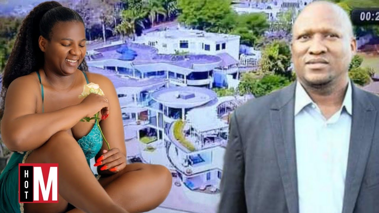 Download Inside Shauwn Mkhize And Sbu Mpisane Mansion They Built Together