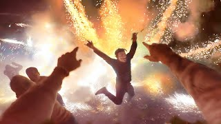 BULLS OF FIRE MEXICO FIREWORKS FESTIVAL | TULTEPEC TOROS 2018