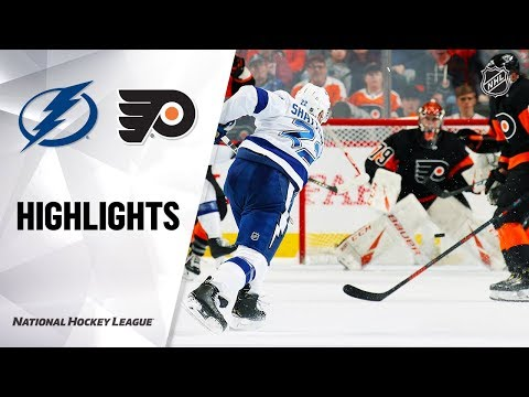 Nick Wize - Flyers Fan Fights Tampa Bay Lightning Fan Tonight At The Game