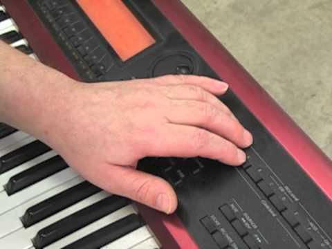 Korg kronos karma combi tutorial tutorial youtube.