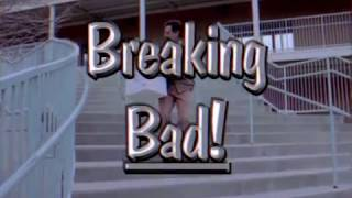 Breaking Bad credits with Gimme A Break theme song