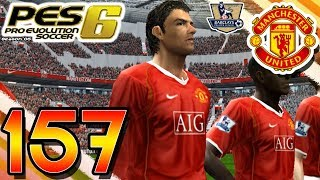 PES 6 Master League - vs Manchester United (A) - Part 157