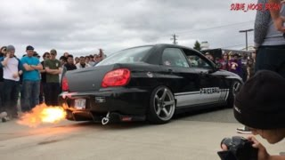 EXPLOSIVE Exhaust Competition OA2k15