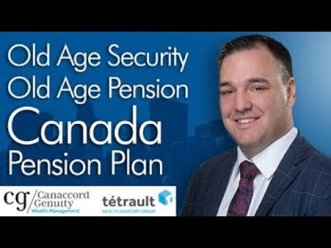 Old Age Security | Old Age Pension | Canada Pension Plan