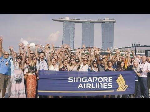 Singapur - eine Reise mit Singapore Airlines #celebrateSG50 - Die Anreise