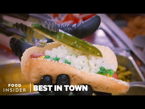 The Best Chicago-Style Hot Dog In Chicago   Best In Town