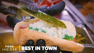 The Best Chicago-Style Hot Dog In Chicago | Best In Town
