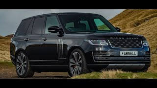Range Rover SV - снова удаляем Meridian!