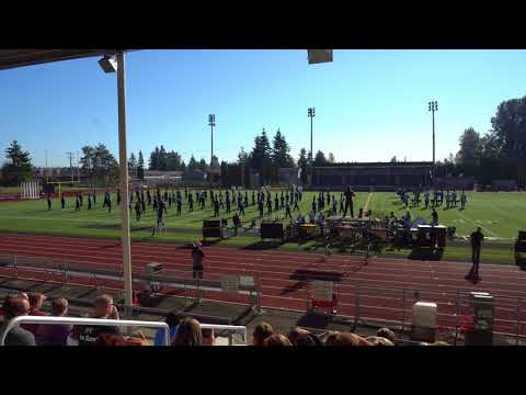 West Valley Marching Band Kamiak Music in Motion 2017 Prelims