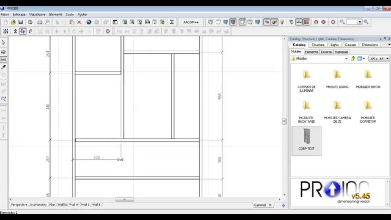 Program proiectare mobila free download gratuit