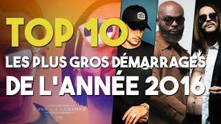 Top 10 des plus grosses ventes Rap Français de 2016