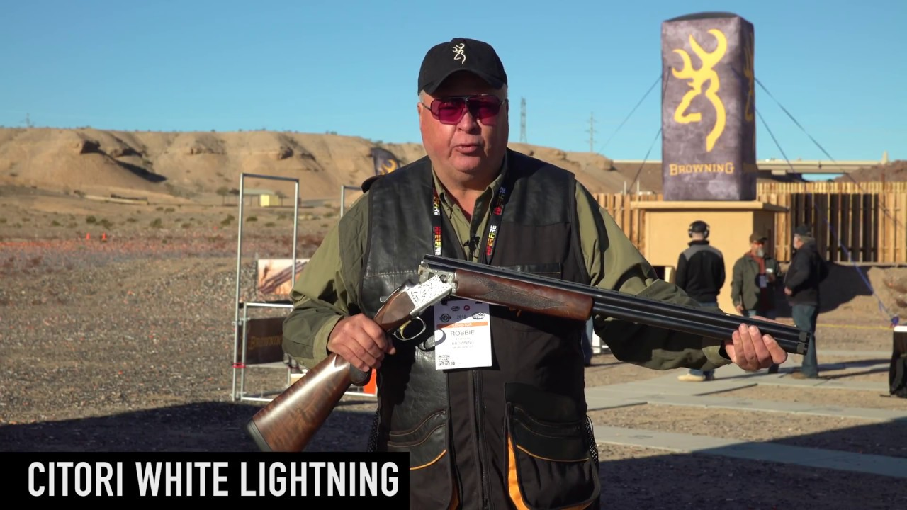Citori White Lightning — 2018 SHOT Show