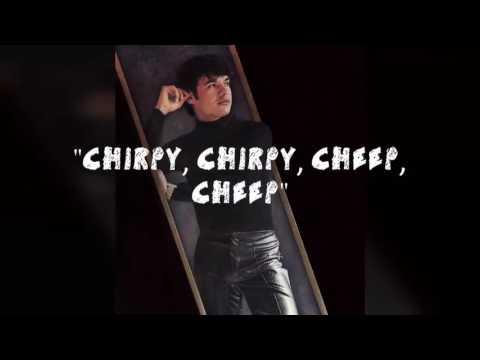 CHIRPY, CHIRPY, CHEEP, CHEEP | Juan Gabriel (audio inédito)