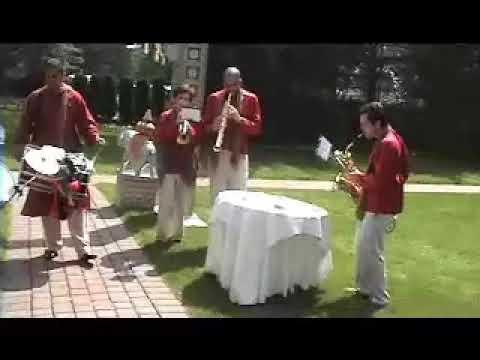 Jina Brass Band / Indian Baraat Band - May 2006