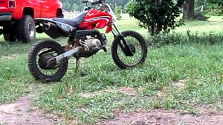 Baja Motorsport Dirt Bike 70cc