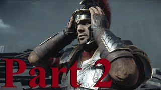 Ryse: Son of Rome Gameplay Walkthrough - Part 2 - Helmet Upgrade