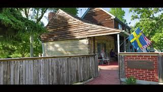 Historic C.A. Nothnagle Log House