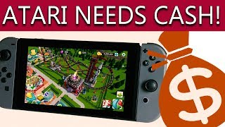 RollerCoaster Tycoon Switch? Why I Can