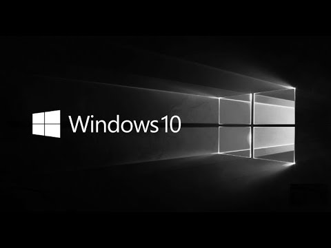 Windows 10 Desktop Went Black And White No Color - YouTube