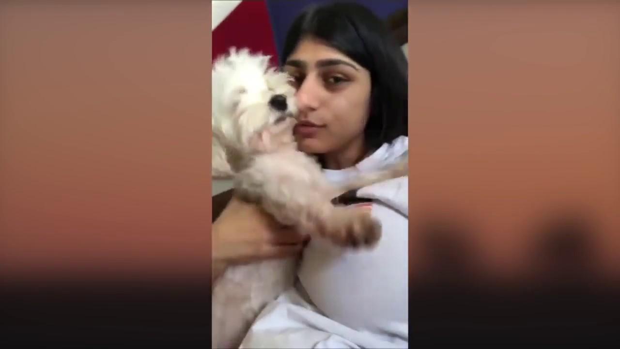 هذا ما نشرته ميا خليفة على سنابشات يوم 10 ديسمبر Youtube