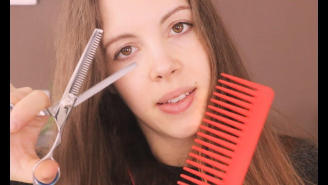 ASMR Haircut - Tingly Hairdresser ASMR ✂