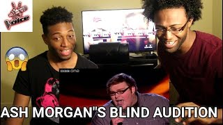 The Voice UK 2013   Ash Morgan performs 'Never Tear Us Apart' - Blind Auditions 1 - BBC One