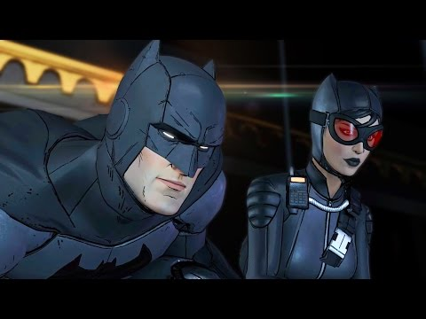 CHILDREN OF ARKHAM | Batman: The Telltale Series - Episode 2