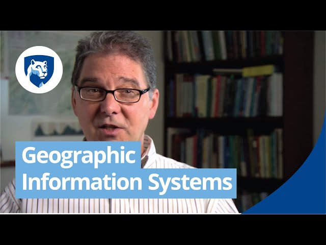 Watch Geospatial Degree Programs Online on YouTube.