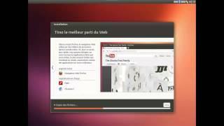 Ubuntu 13.04 : Installation de base et première mise à jour