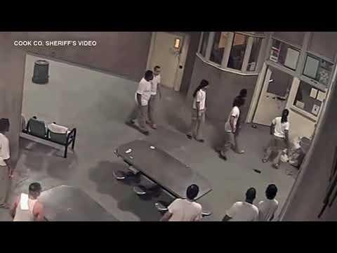 inmate prison attack 2018