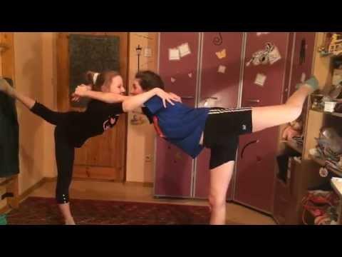 The Yoga Challenge/ Йога челлендж