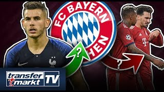 Transferoffensive im Sommer: So plant Hoeneß den Bayern-Umbruch | TRANSFERMARKT