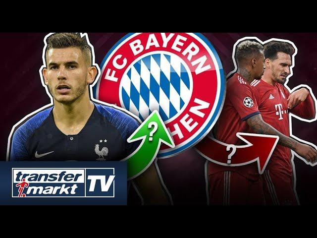 Transferoffensive im Sommer: So plant Hoeneß den Bayern-Umbruch   TRANSFERMARKT