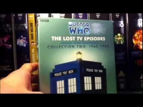 """Doctor Who """"Lost TV Episode #2"""" Showcase #18"""