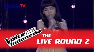 """Download Mp3 Eygra """"ain't No Sunshine"""" I The Live Rounds I The Voice Kids Indon"""