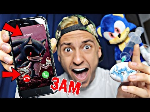 DO NOT CREATE SONIC.EXE WITH EGG AT 3AM!! *OMG IT ACTUALLY WORKED SONIC.EXE CAME TO MY HOUSE*