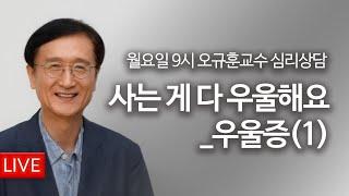제10회 월요일 9시 오규훈교수 Live : 우울증_사…