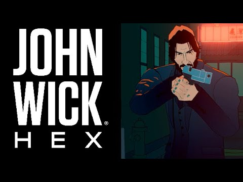 "JOHN WICK HEX #1 "" THIS GAME IS SHIT !"" 