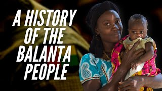 A History Of The Balanta People