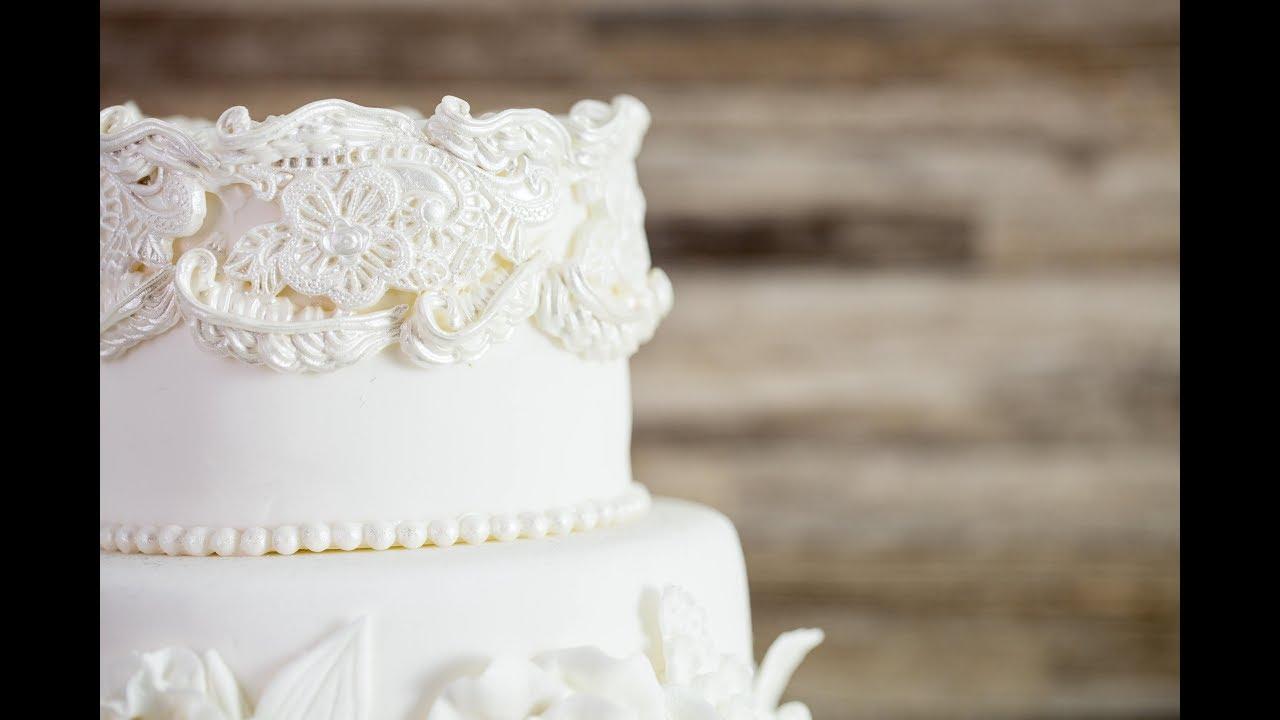 Art Deco Motif Mould - Karen Davies Sugarcraft - Cake Decorating ...